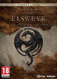 The Elder Scrolls Online: Elsweyr Digital Collector's Edition Upgrade