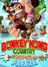 Donkey Kong Country: Tropical Freeze (Switch) Kuponu