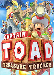 Captain Toad: Treasure Tracker (Switch) Kuponu
