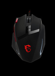 MSI INTERCEPTOR DS200 Gaming Mouse