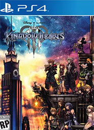 Kingdom Hearts 3 (PS4) Kuponu