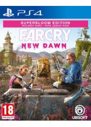 Far Cry New Dawn - Superbloom Edition (PS4) Kuponu