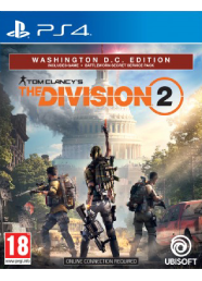 Tom Clancy's The Division 2 - Washington DC Edition (PS4) Kuponu
