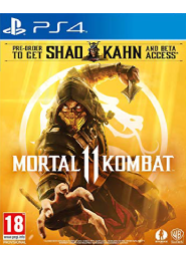 Mortal Kombat 11 (PS4) Kuponu