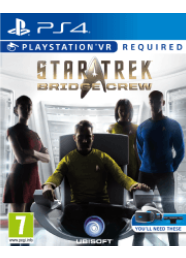 Star Trek Bridge Crew (PS4) Kuponu
