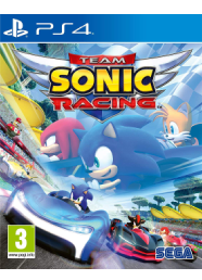Team Sonic Racing (PS4) Kuponu