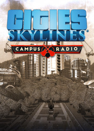 Cities: Skylines - Campus Rock (DLC)