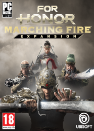 For Honor Marching Fire Expansion