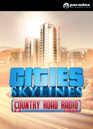 Cities: Skylines - Country Road Radio (DLC)