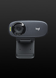 Logitech C310 HD Webcam Kuponu