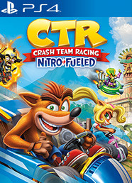 Crash Team Racing (PS4) Kuponu