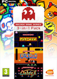 ARCADE GAME SERIES 3-İN-1 PACK