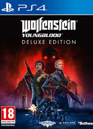 Wolfenstein: Youngblood Deluxe Edition (PS4) Kuponu