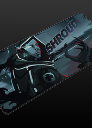 HyperX Fury S Pro Shroud MousePad XL Limited Edition Kuponu
