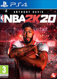 NBA 2K20 (PS4) Kuponu