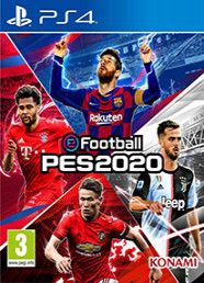 eFootball PES 2020 (PS4) Kuponu