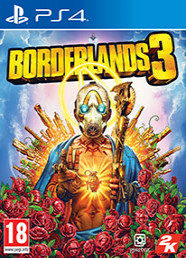 Borderlands 3 (PS4) Kuponu