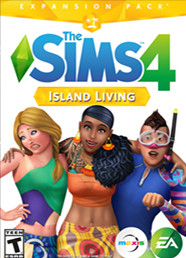The Sims 4: Island Living (DLC)