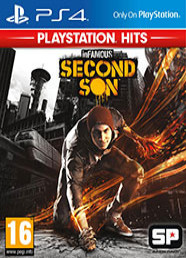 Infamous Second Son Hits (PS4) Kuponu