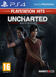 Uncharted: Kayıp Miras Hits (PS4) Kuponu