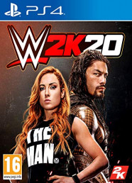 WWE 2K20 (PS4) Kuponu