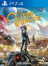 The Outer Worlds (PS4) Kuponu