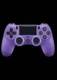 PS4 DUALSHOCK Controller V2 Electric Purple Kuponu