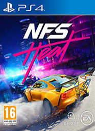 Need For Speed Heat (PS4) Kuponu
