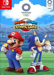 Mario and Sonic at the Olympic Games Tokyo 2020 (Switch) Kuponu