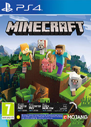 Minecraft Bedrock Edition (PS4) Kuponu
