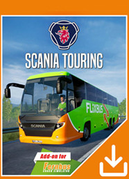 Fernbus Simulator Add-on Scania Touring