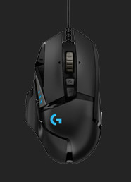 Logitech G502 Hero Gaming Mouse Kuponu