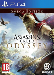 Assassin's Creed: Odyssey Omega Edition (PS4) Kuponu