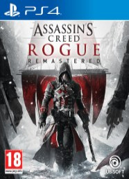 Assassin's Creed: Rogue Remastered (PS4) Kuponu