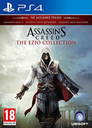 Assassin's Creed Ezio Collection (PS4) Kuponu