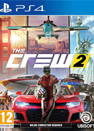 The Crew 2 (PS4) Kuponu