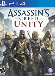 Assassin's Creed: Unity (PS4) Kuponu