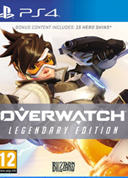 Overwatch Legendary Edition (PS4) Kuponu
