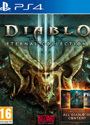 Diablo III: Eternal Collection (PS4) Kuponu