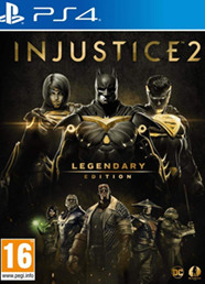 Injustice 2 - Legendary Edition (PS4) Kuponu