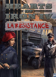 Hearts of Iron IV: La Résistance