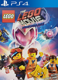The LEGO Movie 2 Video Game Toy Edition (PS4) Kuponu