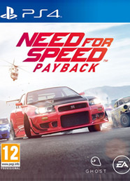 Need For Speed: Payback (PS4) Kuponu