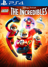 LEGO The Incredibles (PS4) Kuponu
