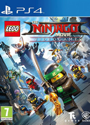 The LEGO NINJAGO Movie Game (PS4) Kuponu