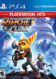 Ratchet and Clank Hits (PS4) Kuponu