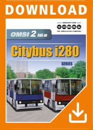 OMSI 2: Citybus i280 Series