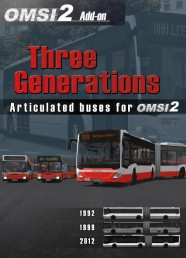 OMSI 2: Three Generations