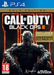 Call Of Duty: Black Ops III Gold Edition (PS4) Kuponu