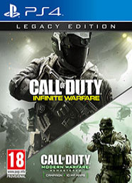 Call Of Duty Infinite Warfare Legacy Edition (PS4) Kuponu